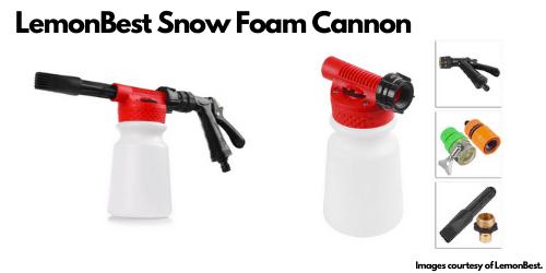 LemonBest Snow Foam Cannon
