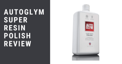 autoglym super resin polish review