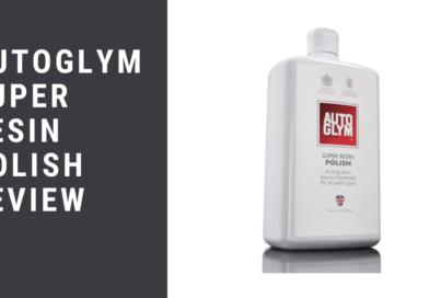 autoglym super resin polish review
